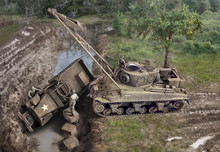 M32 Recovery Vehicle Italeri - Nr. 6203 - 1:35