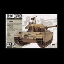 AFV CLUB AF35159 1/35 IDF CENTURION MK.5 (SIX DAY WAR)