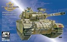 AFV CLUB AF35282 1/35 IDF SHO'T KAL DALET TYPE II (OPERATION PEACE FOR GALILEE 1982) PLASTIC MODEL