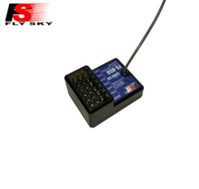 Flysky 2.4G 6CH BS6 RC Receiver For FS-GT5