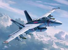 F/A-18E Super Hornet 1:32 Scale
