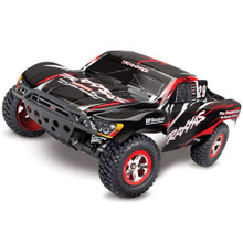 TRAXXAS SLASH BRUSHED 2WD SHORT COURSE  SLASH RTR W/RADIO