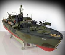 ELCO 80 'PT - 596 TORPEDO BOAT