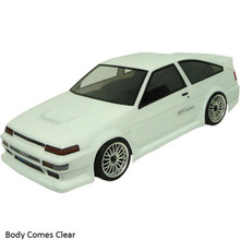Bodyworx Body AE86 2 Door 195mm