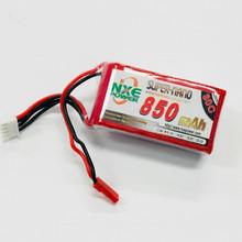 NXE 11.1v 850mah 30c Soft case w/JST