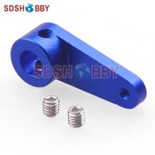 CNC Throttle Arm for Walbro Carburetor Gas Engine Accessory ( Blue)