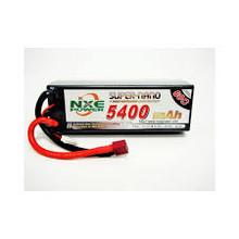 NXE 14.8v 5400mah 60c H/case Lipo w/Dean