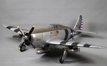 P-47 Razorback 1500mm Bonnie PNP ( Phone us for post pricing )