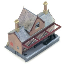 HORNBY BOOKING HALL