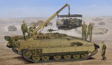 1:35 ISRAEL MERKAVA AR W/ Crane