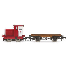 HORNBY JOHN DEWAR & SONS, R&H 48DS, 0-4-0, NO. 458957 - ERA 8