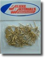 DELUXE MATERIALS AC5 BRASS PINS 3/8""
