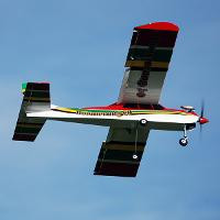PHOENIX BOOMERANG 60 II . ARF. 60 SIZE TRAINER WITH FLAPS AND OLEO