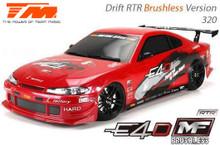 E4D MF Brushless Drift Car RTR-S15