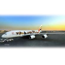 "REVELL AIRBUS A380-800 EMIRATES  ""WILD LIFE"""