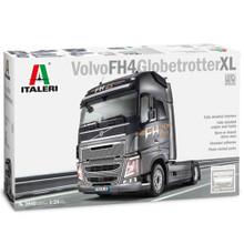 ITALERI VOLVO FH16 GLOBETROTTER XL (2014) 1:24