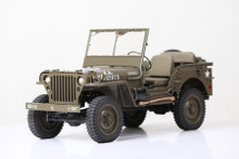 RocHobby 1/6 1941 MB SCALER RC WILLYS JEEP