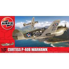AIRFIX CURTISS P-40B WARHAWK 1:72