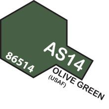 TAMIYA AS-14 OLIVE GREEN(USAF)