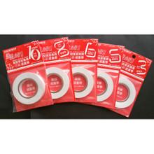 Model Masking Tape for Curves - 6mm