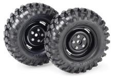 "Absima Wheel Set Crawler ""Steelhammer"" 96mm 1:10 (2 St.)"
