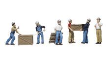 HO Workers - HO Scale