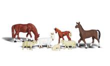 Livestock - HO Scale