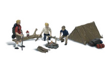 Campers - HO Scale