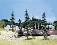 Pine Trees - HO Scale