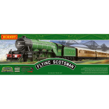 Hornby Flying Scotsman Train Set R1255M