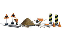 Road Crew Details - HO Scale