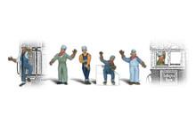 Engineers - HO Scale