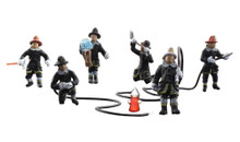 Rescue Firefighters - HO Scale