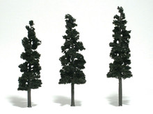 "TR1563 - Conifer Green - 3/pkg - 7"" - 8"" (17.7 cm - 20.3 cm)"