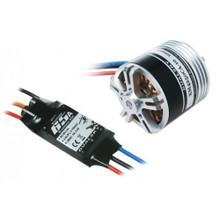 Dualsky 40E Tuning Combo with 3520C 720kv Motor and 65A Lite ESC