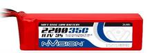 LiPo 2200mAh 3S 11.1V 35C (DEANS plug)