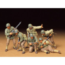 TAMIYA U.S. ARMY ASSAULT INFANTRY