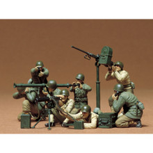 TAMIYA U.S. GUN AND MORTAR TEAM