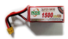 NXE 14.8v 1500mah 200c soft case (4s)