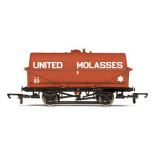 HORNBY UNITED MOLASSES, 20T TANK WAGON, NO. 89 - ERA 3/4