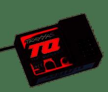TRAXXAS RECEIVER,MICRO,TQ 2.4GHZ (3-RECEIVER)