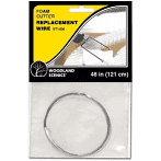 WOODLAND SCENICS HOT WIRE REPLACEMENT WIRE 4'