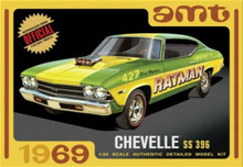 AMT 1:25 1969 Chevy Chevelle Hardtop