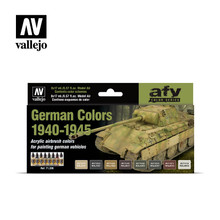 71.206 German Colors 1940-1945