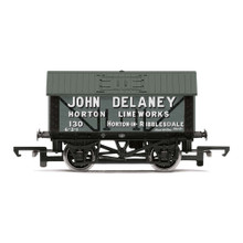 HORNBY JOHN DELANEY, 8T LIME WAGON, NO. 130 - ERA 2/3