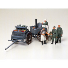TAMIYA GERMAN FIELD KITCHEN SCENERY