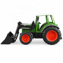 Double E Tractor With Loader 2.4g 1/16