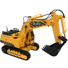 Double E Excavator R/C 1/20