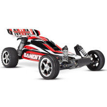 TRAXXAS BANDIT EXTREME SPORTS BUG - REDX
