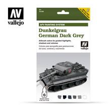 Dunkelgrau German Dark Grey